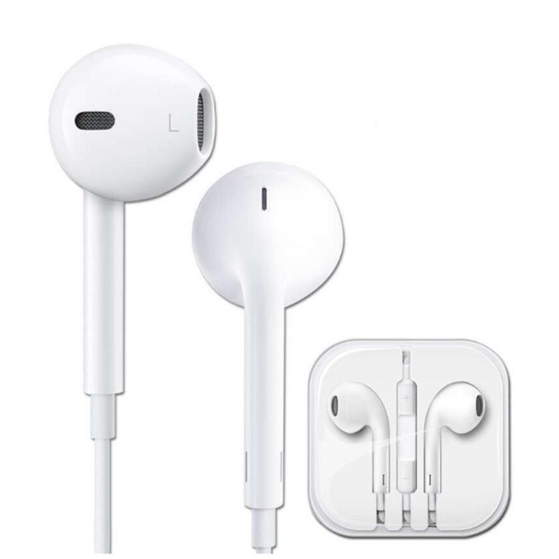 重低音入耳式_苹果入耳式重低音有线线控带麦耳机 - 百圣连锁精品商城